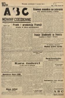 ABC : nowiny codzienne. 1936, nr172 |PDF|