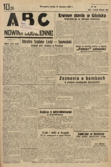 ABC : nowiny codzienne. 1936, nr174 |PDF|