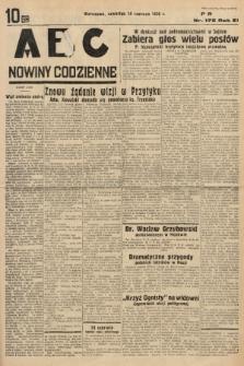ABC : nowiny codzienne. 1936, nr175  PDF 