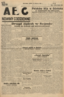 ABC : nowiny codzienne. 1936, nr176 |PDF|
