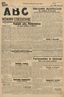 ABC : nowiny codzienne. 1936, nr180 |PDF|