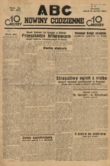 ABC : nowiny codzienne. 1936, nr187 |PDF|