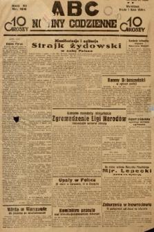 ABC : nowiny codzienne. 1936, nr188 |PDF|