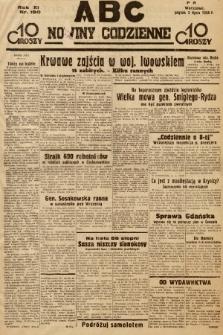 ABC : nowiny codzienne. 1936, nr190 |PDF|