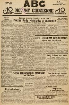 ABC : nowiny codzienne. 1936, nr192 |PDF|