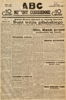 ABC : nowiny codzienne. 1936, nr193 |PDF|