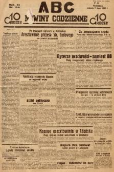 ABC : nowiny codzienne. 1936, nr194 |PDF|