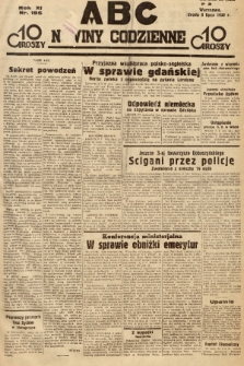 ABC : nowiny codzienne. 1936, nr195  PDF 