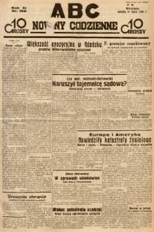 ABC : nowiny codzienne. 1936, nr198  PDF 