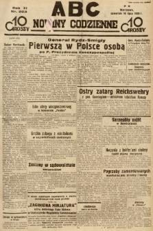 ABC : nowiny codzienne. 1936, nr203 |PDF|