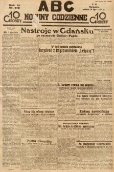 ABC : nowiny codzienne. 1936, nr212  PDF 