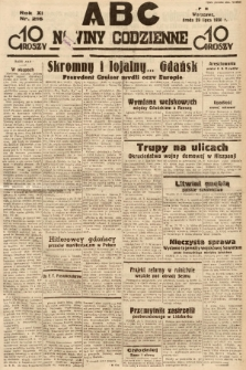 ABC : nowiny codzienne. 1936, nr216  PDF 