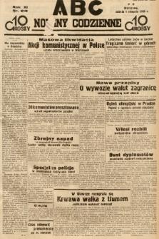 ABC : nowiny codzienne. 1936, nr219  PDF 