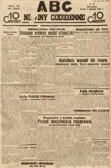 ABC : nowiny codzienne. 1936, nr223  PDF 