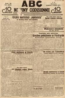 ABC : nowiny codzienne. 1936, nr224 |PDF|