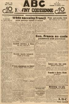 ABC : nowiny codzienne. 1936, nr227 |PDF|