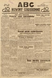 ABC : nowiny codzienne. 1936, nr240 |PDF|