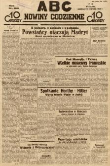 ABC : nowiny codzienne. 1936, nr241 |PDF|