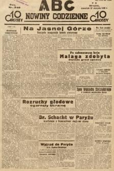 ABC : nowiny codzienne. 1936, nr246 |PDF|