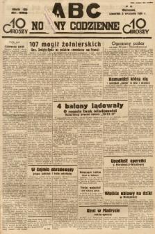 ABC : nowiny codzienne. 1936, nr253 |PDF|