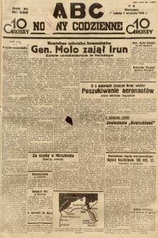 ABC : nowiny codzienne. 1936, nr255 |PDF|