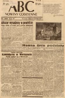 ABC : nowiny codzienne. 1936, nr269 |PDF|