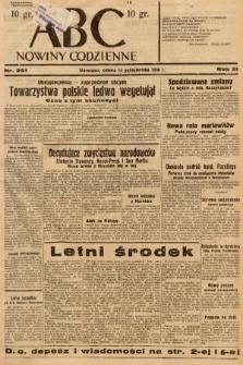 ABC : nowiny codzienne. 1936, nr291  PDF 