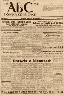 ABC : nowiny codzienne. 1936, nr294 |PDF|