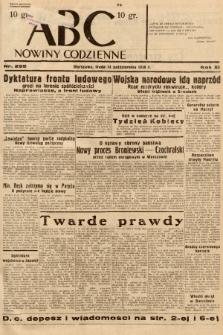 ABC : nowiny codzienne. 1936, nr295 |PDF|
