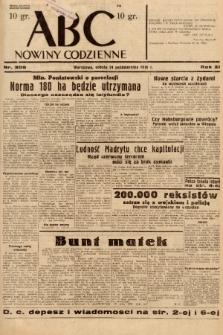 ABC : nowiny codzienne. 1936, nr305 |PDF|