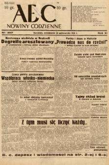 ABC : nowiny codzienne. 1936, nr307 |PDF|