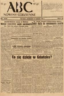ABC : nowiny codzienne. 1936, nr329 |PDF|