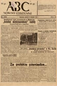 ABC : nowiny codzienne. 1936, nr330 |PDF|