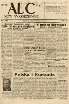 ABC : nowiny codzienne. 1936, nr339 |PDF|