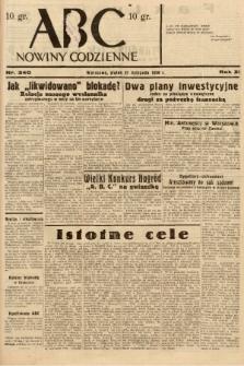 ABC : nowiny codzienne. 1936, nr340 |PDF|