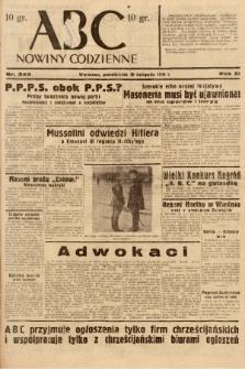 ABC : nowiny codzienne. 1936, nr343 |PDF|