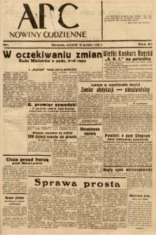ABC : nowiny codzienne. 1936, nr354 [ocenzurowany] |PDF|