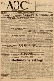 ABC : nowiny codzienne. 1936, nr362  PDF 