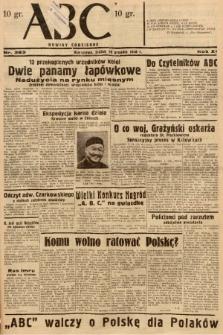 ABC : nowiny codzienne. 1936, nr363  PDF 