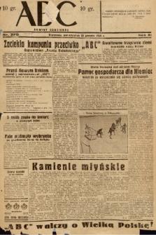 ABC : nowiny codzienne. 1936, nr371 |PDF|