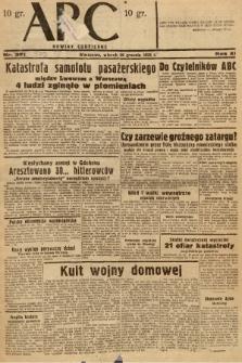 ABC : nowiny codzienne. 1936, nr372 |PDF|