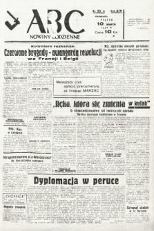 ABC : nowiny codzienne. 1939, nr72 A |PDF|