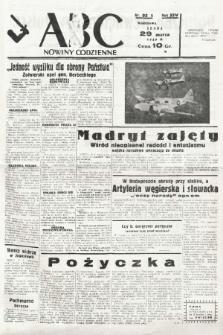 ABC : nowiny codzienne. 1939, nr93 A |PDF|
