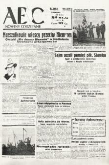 ABC : nowiny codzienne. 1939, nr149 A |PDF|