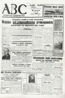 ABC : nowiny codzienne. 1939, nr159 A |PDF|