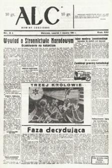 ABC : nowiny codzienne. 1938, nr6 A  PDF 