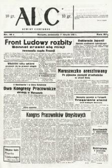 ABC : nowiny codzienne. 1938, nr18 A |PDF|