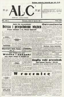 ABC : nowiny codzienne. 1938, nr23 A |PDF|