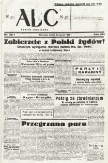 ABC : nowiny codzienne. 1938, nr26 A |PDF|