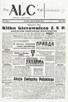 ABC : nowiny codzienne. 1938, nr29 A |PDF|